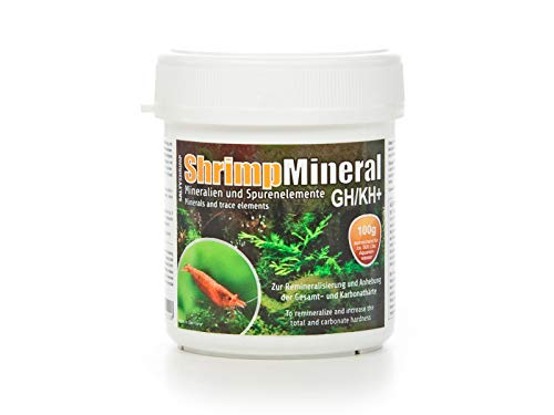 Salty Shrimp Mineral GH/KH+ 100g