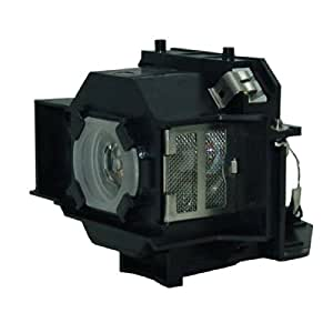 MovieMate 25 Projector Replacement Lamp With Housing for Epson Projectors