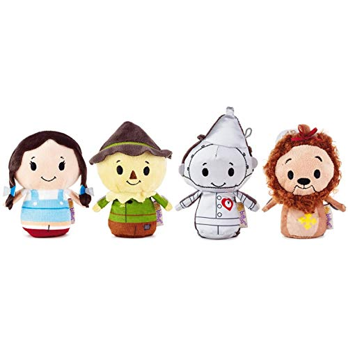 (HMK Hallmark itty bittys The Wizard of Oz 4 Pack Special)