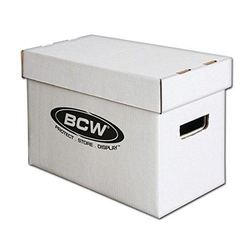 BCW Short Comic Storage Box