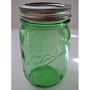 ball 16 oz mason jars. ball mason jar-16 oz. green heritage collection-one jar 16 oz jars i