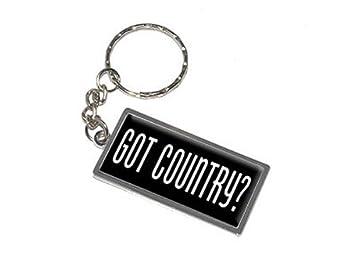 Graphics and More Got Country - Llavero (K0916): Amazon.es ...