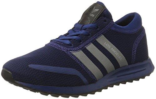 adidas Men's Los Angeles Low-Top Sneakers Blue (Mysblu/Silvmt/Cblack) CsUwgsXbu