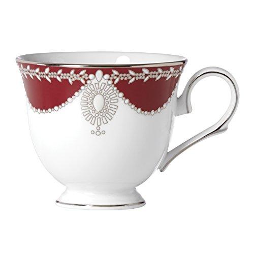 Lenox Marchesa Empire Pearl Tea Cup, Wine