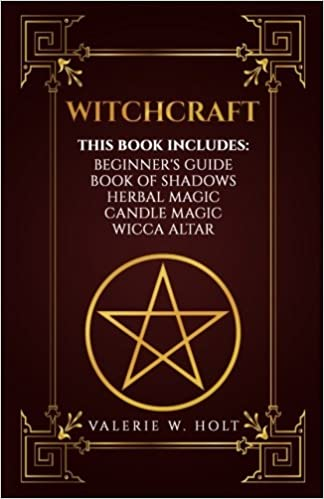 Witchcraft: Wicca for Beginner's, Book of Shadows, Candle