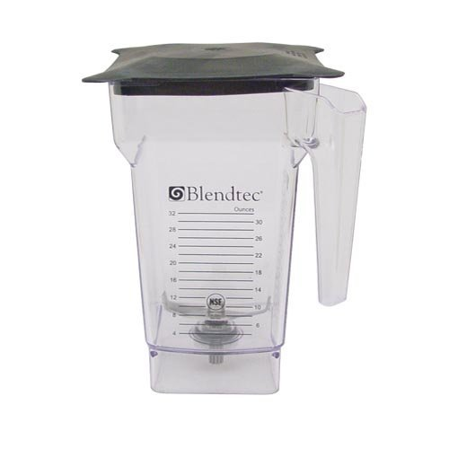 Blendtec CONTAINER ASSEMBLY WITH SOLID LID 40-609-01 by Blendtec