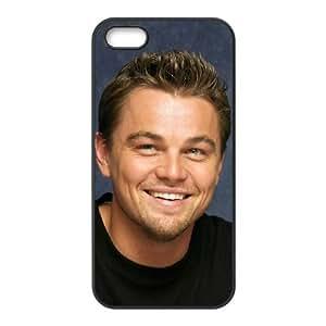 iPhone 5 5s Cell Phone Case Black Leonardo Dicaprio hixk