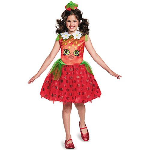 Disguise Shopkins Strawberry Classic Costume