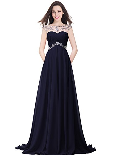 Navy Blue Ball Gown: Amazon.com