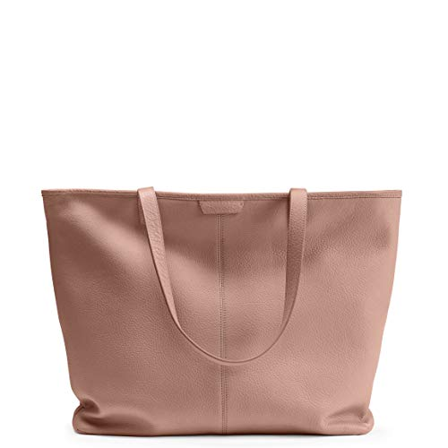 Zippered Downtown Downtown Mauve Large Large Zippered Large Mauve Downtown Large Tote Tote Zippered Zippered Tote Mauve 7xAOUx