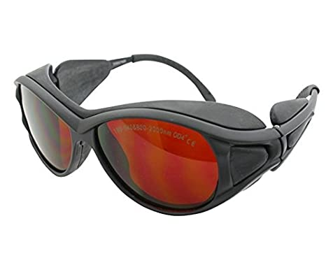 83053f5f6d51 Quality Protection Safety Laser Glasses Goggles