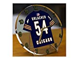 NFL AMERICAN FOOTBALL JERSEY DESKTOP CLOCK - NFC NORTH - FREE PERSONALISATION !!!