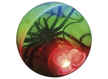 MARCA Pelota Luminosa Aracnida: Amazon.es: Juguetes y juegos