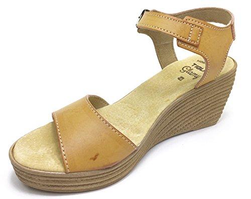 TIGLIO - Sandalias de vestir de Piel para mujer Varios Colores multicolor 35 cuero