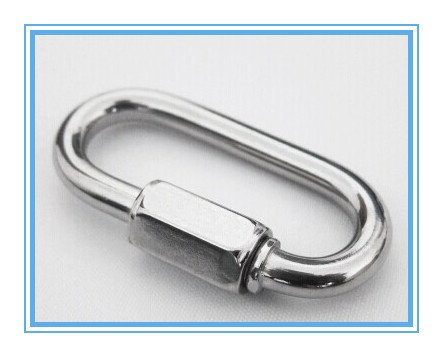 Quick Link Chain Rope Connector STAINLESS STEEL 304 1/8