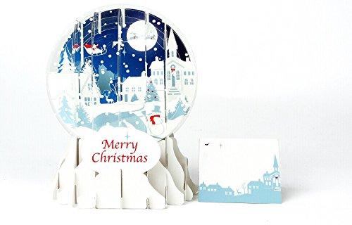Holiday Snowglobe - 9