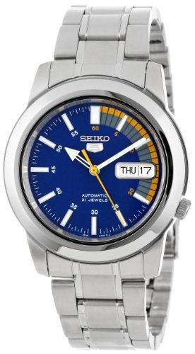 seiko-mens-snkk27-seiko-5-stainless-steel-automatic-watch