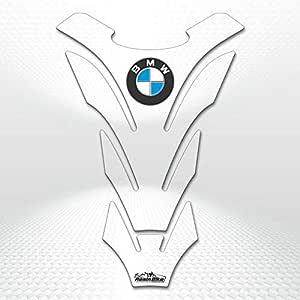 3D Transparente Protección Depósito para Moto BMW Protector del Tanque: Amazon.es: Electrónica