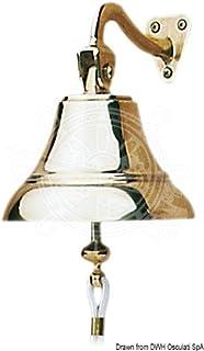 Campana bronzo sonoro 175 mm English: Bronze ship's bell 175mm