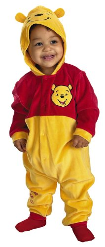 Winnie The Pooh Costume Toddler (Winnie the Pooh Infant Costume: Size 12- 18 months)