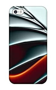 1403103K54830061 Abstract 2 Flip Case With Fashion Design For Case Samsung Galaxy S5 Cover
