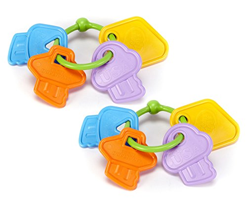 Green Toys First Keys Set product image