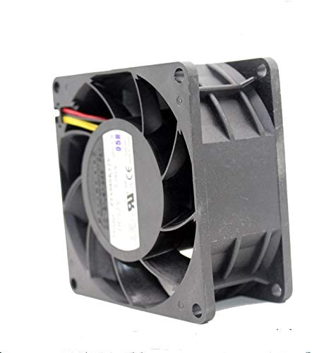 for Foxconn PIA080K12S 12V 5.00A 8CM 8038 Large air Volume Cooling Fan