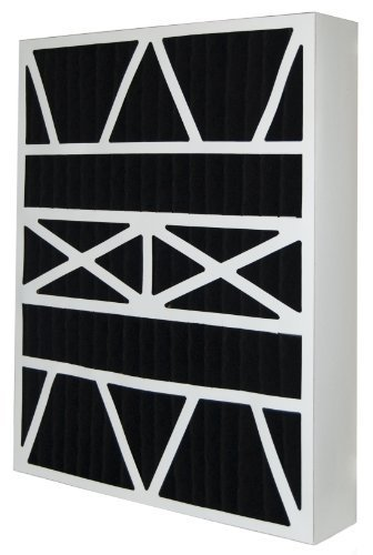 Filters White Rodgers Furnace (Accumulair 16x28x6 (15.38x26.94x6) Carbon Odor Block Aftermarket White Rodgers™ Replacement Filter)