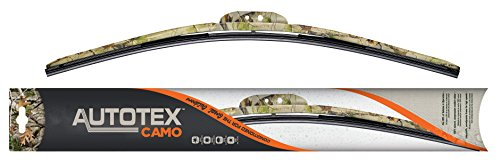 AutoTex CAMO AC-020 Flex Windshield Wiper Blade with Camouflage Frame - 20