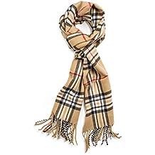 Veronz Super Soft Classic Cashmere Feel Winter Scarf 60 Day Warranty