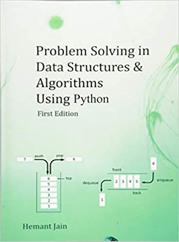 data structure in python book