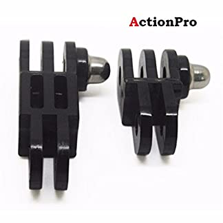 Action Pro Gopro Same Direction Straight Joints Connection for Go Pro 4/3+/3/2/1 Eken h9 H9R Sjcam Xiaomi Yi 4k Sj4000 Accessories 41iHumi4H7L