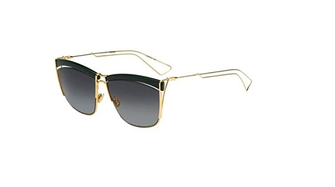 6d370f8b19a3 Amazon.com  Dior Sunglasses SO ELECTRIC S 026HHD Green Yellow Gold ...