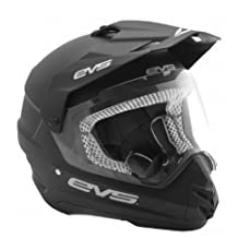 EVS Sports HT5DS-BK-XXL T5 DUAL VENTURE Sport Helmet