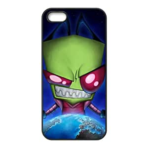 Earth Invader Cell Phone Case for Iphone 5s