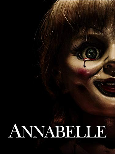 Vintage Halloween Movies (Annabelle)