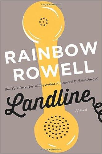 Landline Amazoncouk Rainbow Rowell 9781250049377 Books