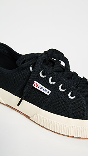 Black Superga Sneaker Women's 2750 Cotu xIpqU