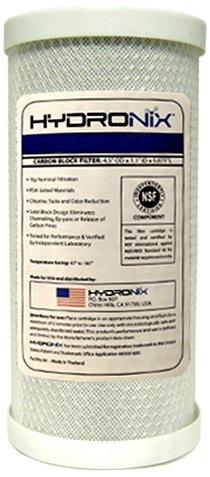 Hydronix CB-45-1001 NSF Carbon Block Filter 4.5