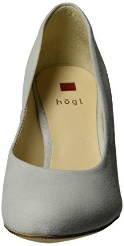 Högl 3-10 7002 6700, Scarpe con Tacco Donna Grigio (Lightgre6700)