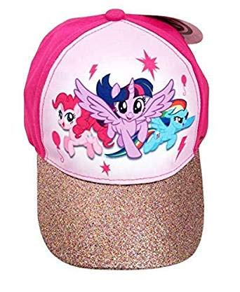 My Little Pony Shiny Baseball Cap - Toddler Pink -