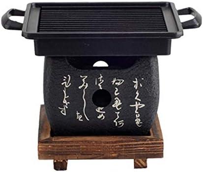 ZCF Japonesa Coreana Parrilla BBQ Parrilla Cocina Coreana ...