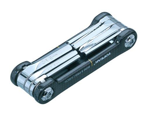 Topeak Mini 9 Pro Cb with Neoporene Bag (Black) by Topeak (Image #2)