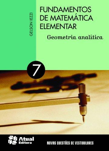 Fundamentos de Matemática Elementar - Volume 7
