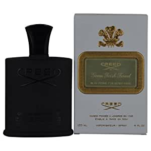 Amazon.com: Creed Green Irish Tweed Eau de Parfum spray 4 oz ...