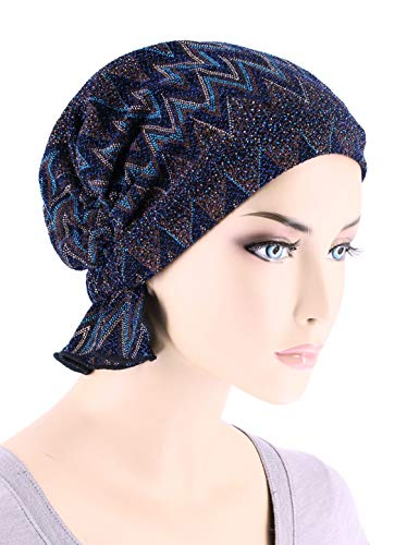 e5c9ef4d860 Jual Turban Plus Abbey Cap in Poly Knit Chemo Caps Cancer Hats for ...