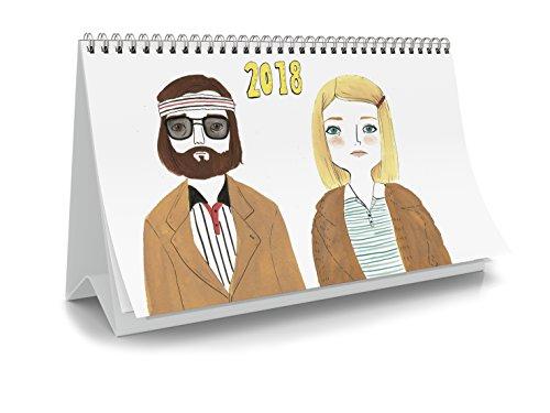 CALENDARIO DE MESA 2018. MARIA HESSE