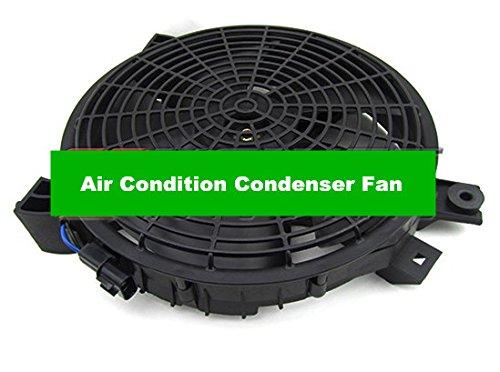 GOWE Air Condition Condenser Fan for Mitsubishi Pajero Sport Montero Challenger Nativa Pickup Triton L200 MN123607