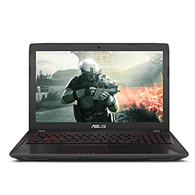 ASUS FX502VM-AH51 15.6-inch Full-HD Laptop, Core i5, GTX 1060 3GB, 16GB DDR4 RAM, 1TB HDD with Windows 10 from ASUS Computers