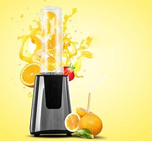 QMMCK Juicer Hogar Multifunción Plata Máquina De Cocinar